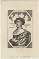 Mary Carleton (née Moders), after Unknown artist, published by  James Caulfield - NPG D30713
