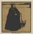Queen Victoria, published by William Heinemann, after  Sir William Newzam Prior Nicholson - NPG D32962