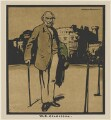 William Ewart Gladstone, published by William Heinemann, after  Sir William Newzam Prior Nicholson - NPG D32965