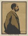 Rudyard Kipling, published by William Heinemann, after  William Nicholson - NPG D32971