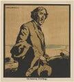 Sir Henry Irving, published by William Heinemann, after  William Nicholson - NPG D32972