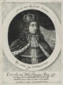 Charles XI, King of Sweden, by Jacob Gole - NPG D30728