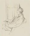 Aubrey Beardsley, by Sir William Rothenstein - NPG D32975