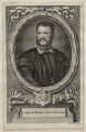 Cosimo I de' Medici, Grand Duke of Tuscany, by Nathaniel Parr, after  Unknown artist - NPG D30732