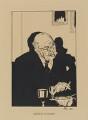 Arthur Ransome, by Robert Lutyens - NPG D32983