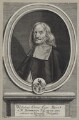 Sir William Curtius, 1st Bt, possibly by Johann Philipp Thelott, after  M. Rosa - NPG D30742