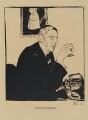 Douglas Francis Jerrold, by Robert Lutyens - NPG D32985