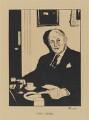 Sir Felix Edward Aylmer, by Robert Lutyens - NPG D32986