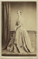 (Marion) Edith Hunt (née Waugh), by Edgar Prout - NPG x18681