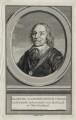 Maarten Tromp, by Jacobus Houbraken, after  Aert Schouman - NPG D30747