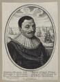 Maarten Tromp, published by Balthasar Moncornet, after  Unknown artist - NPG D30749