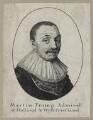 Maarten Tromp, probably by Wenceslaus Hollar - NPG D30751