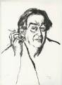 Donald Stuart Leslie Friend, by Judy Cassab (Mrs Kampfner) - NPG D32994
