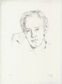 Sir Sidney Robert Nolan, by Judy Cassab (Mrs Kampfner) - NPG D32995