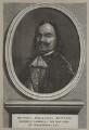 Michiel Adriaenszoon de Ruyter, by Bernard Picart (Picard) - NPG D30761