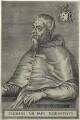 Pope Clement VII (Giulio de' Medici), after Sebastiano del Piombo - NPG D33014