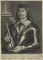 James Hamilton, 1st Duke of Hamilton, by Peter van Lisebetten (Lysebetten, Liesebetten), published by  Johannes Meyssens, after  Sir Anthony van Dyck - NPG D33007