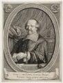 Samuel de Sorbiere, by Gerard Audran, after  Unknown artist - NPG D30777