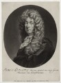 Hiob Ludolf (Job Leutholf), by Pieter Schenck, after  Unknown artist - NPG D30778
