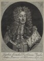 King James II, published by John Cooper, after  Sir Godfrey Kneller, Bt - NPG D30780