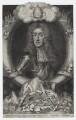 King James II, by George Vertue, after  Sir Godfrey Kneller, Bt - NPG D30782