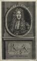 King James II, by Jean Audran, after  Adriaen van der Werff - NPG D30800