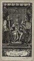 King James II, by Robert White - NPG D30801