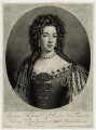 Mary of Modena, by and published by John Smith, after  Sir Godfrey Kneller, Bt - NPG D30804