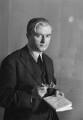 Sir Denis William Brogan, by Howard Coster - NPG x3171