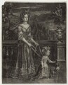 Queen Anne when Princess, after Unknown artist - NPG D30812