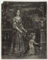 Queen Anne when Princess, after Unknown artist - NPG D30812