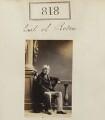 Robert Jocelyn, 3rd Earl of Roden, by Camille Silvy - NPG Ax50424