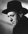 Alastair Sim, by Arthur Evans - NPG x28060