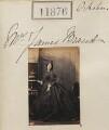 Mrs James Braud, by Camille Silvy - NPG Ax61554