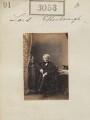 Edward Law, 1st Earl of Ellenborough, by Camille Silvy - NPG Ax52455