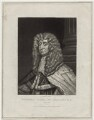 Robert Bruce, 1st Earl of Ailesbury and 2nd Earl of Elgin, by Robert Dunkarton, after  Sir Peter Lely - NPG D30826