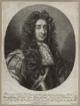 Louis Duras, 2nd Earl of Feversham, by and published by Isaac Beckett, after  John Riley - NPG D30853