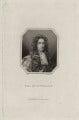 Louis Duras, 2nd Earl of Feversham, by Edward Scriven, published by  James Carpenter, published by  William Richard Beckford Miller, after  John Riley - NPG D30855