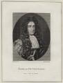 Louis Duras, 2nd Earl of Feversham, by Burrell, after  Silvester Harding, after  Isaac Beckett, after  John Riley - NPG D30856