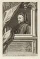 Geoffrey Chaucer, by George Vertue, after  Unknown artist - NPG D33019