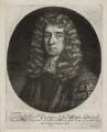 George Jeffreys, 1st Baron Jeffreys of Wem, published by Edward Cooper, after  Sir Godfrey Kneller, Bt - NPG D30858