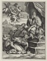 Roger Palmer, Earl of Castlemaine, by Arnold van Westerhout, after  Giovanni Battista Lenardi - NPG D30872
