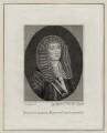 Roger Palmer, Earl of Castlemaine, by Ignatius Joseph van den Berghe, after  William Faithorne - NPG D30873