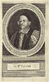 William Sancroft, after David Loggan - NPG D30880