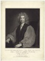 John Hough, by Caroline Watson, published by  John White, and published by  John George Cochrane, and published by  Longman & Co, after  Sir Godfrey Kneller, Bt - NPG D30911