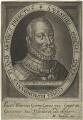Lamoral, Count of Egmont and Prince of Gavre, published by H. Jacopsen (Jacobsen), after  Unknown artist - NPG D33026