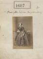 Princess Adelheid of Hohenlohe-Langenburg, by Camille Silvy - NPG Ax51080