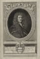 Sir Paul Rycaut, by Michael Vandergucht, after  Sir Peter Lely - NPG D30973