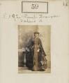 Princess Françoise Marie Amélie d'Orléans, Duchess of Chartres, by Camille Silvy - NPG Ax50051