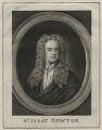 Sir Isaac Newton, after Sir Godfrey Kneller, Bt - NPG D30978